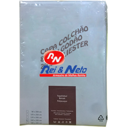 Capa Colchão Felpo 160x200 cm
