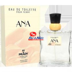 Perfume EDT Prady Ana para Senhora 100 ml