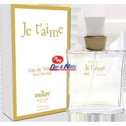 Perfume EDT Prady Je T'aime para Senhora 100 ml
