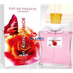 Perfume EDT Prady Klenzy Amor para Senhora 100 ml