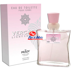 Perfume EDT Prady Light Cristal para Senhora 100 ml
