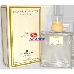 Perfume EDT Prady Nº 5 para Senhora 100 ml