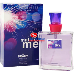Perfume EDT Prady Catch...me para Senhora 100 ml