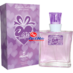 Perfume EDT Prady Carol Purple para Senhora 100 ml