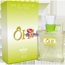 Perfume EDT Prady ÔH!! para Senhora 100 ml