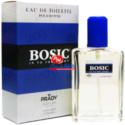 Perfume EDT Prady Bosic into the Night para Homem 100 ml