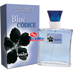 Perfume EDT Prady Blue Codice para Senhora 100 ml