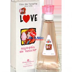 Perfume EDT Frutal Prady Algodão Doce para Senhora 100 ml