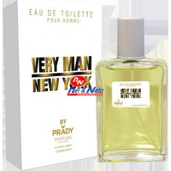 Perfume EDT Very Man New York para Homem 100 ml