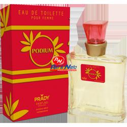 Perfume EDT Prady Podium para Senhora 100 ml