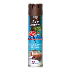 Ambientador Spray Romar Sensações de Coco 405 CC