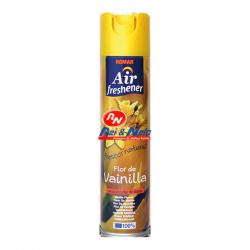 Ambientador Spray Romar Flor de Baunilha 405 CC