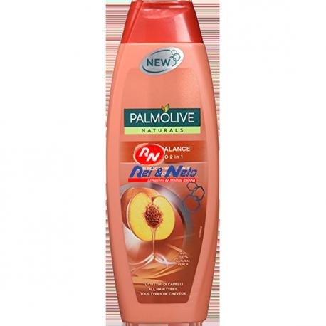 Champô Palmolive 350 ml 2 em 1 Hidra Balance