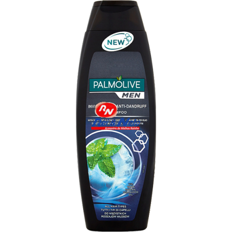 Champô Palmolive 350 ml Man Revigorante Anticaspa