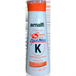Champô Amalfi 400 ml Anti Encrespamento Com Keratina