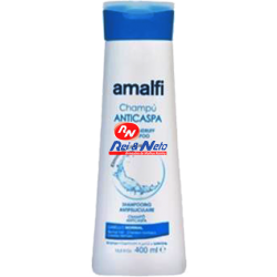 Champô Amalfi 400 ml Anticaspa