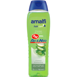 Champô Amalfi 750 ml Aloé Vera