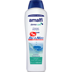 Champô Amalfi 1250 ml Familiar Uso Frequente