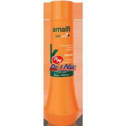 Amaciador Cabelo Amalfi 1000 ml Keratina