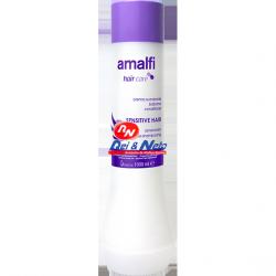 Amaciador Cabelo Amalfi 1000 ml Cabelos Sensíveis