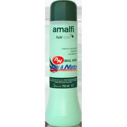 Amaciador Cabelo Amalfi 750 ml Cabelos Normais