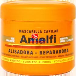 Mascara Capilar Amalfi 500 ml Alisa e Repara