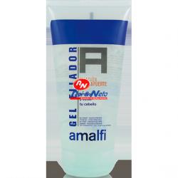 Gel Cabelo Amalfi 150 ml Fixação Extra Forte
