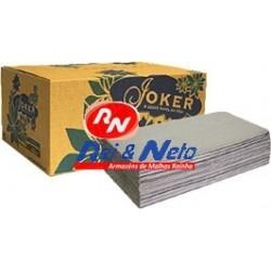 Toalhete Mão Joker Natural 21x23 C/ 20x150 Fls. (3000 fls)