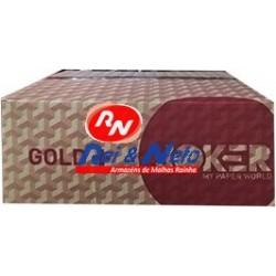Toalhete de Mão Gold XL (Laminado) 20x180 fls (3600)