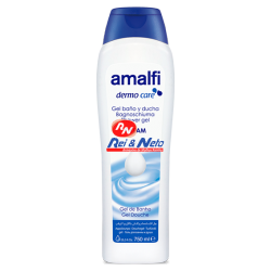 Gel Banho Amalfi 750 ml Creme