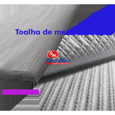 Toalha em Papel c/ 80x120 cm Maço 220 Fls.