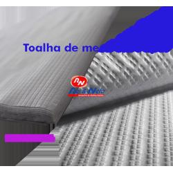 Toalha em Papel c/ 90x90 cm Maço 220 Fls.
