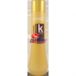 Amaciador Cabelo Amalfi 1000 ml Keratina com Aroma a Argan