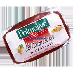 Sabonete Glicerina Palmolive Hidratante Vermelho 90 grs. Duzia