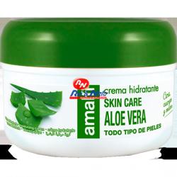Creme Hidratante Mãos Amalfi 250 ml Aloe Vera (Boião)