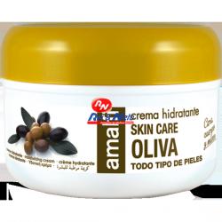 Creme Corporal Hidratante Amalfi 200 ml Oliva Nutritivo
