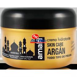 Creme Hidratante corporal Amalfi 200 ml Argan