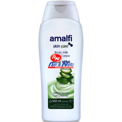 Body Milk Amalfi 500 ml Aloe Vera