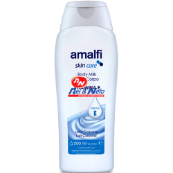 Body Milk Amalfi 500 ml Vitamina E
