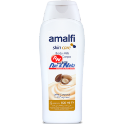 Body Milk Amalfi 500 ml Karite