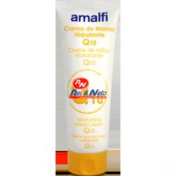 Creme de Mãos Amalfi Bisnaga Q-10 125 ml