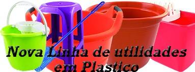 Nova família de produtos, Utilidades em plástico.